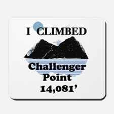 Challenger Point Mousepad