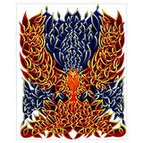 Celtic phoenix Posters