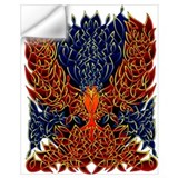 Celtic phoenix Wall Decals