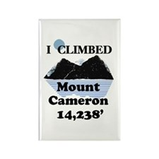 Mount Cameron Rectangle Magnet