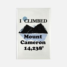 Mount Cameron Rectangle Magnet