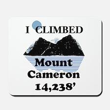 Mount Cameron Mousepad