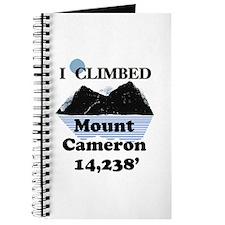 Mount Cameron Journal