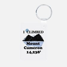 Mount Cameron Keychains