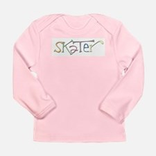 Skate Don't Hate Long Sleeve Infant T-Shirt