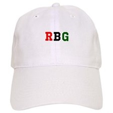 Unique Red black and green Baseball Cap