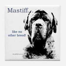 Mastiff 148 Tile Coaster