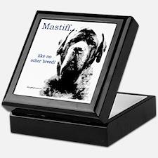 Mastiff 148 Keepsake Box