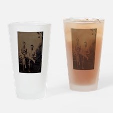Cute Gay wedding Drinking Glass