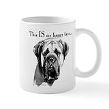 Mastiff Small Mugs (11 oz)