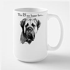 Mastiff 137 Large Mug