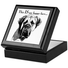 Mastiff 137 Keepsake Box