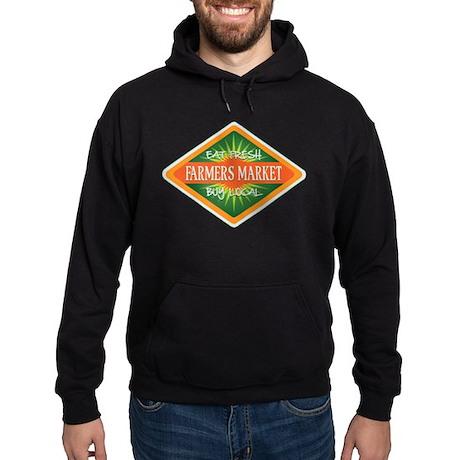 Eat Fresh Farmers Market Hoodie (dark)