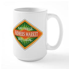 Eat Fresh Farmers Market Mug