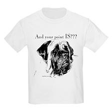 Mastiff 135 Kids T-Shirt