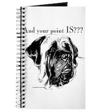 Mastiff 135 Journal