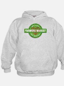 Farmers Market Heart Hoodie