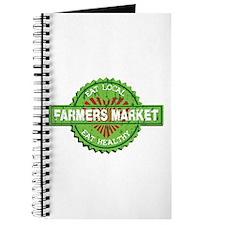 Farmers Market Heart Journal