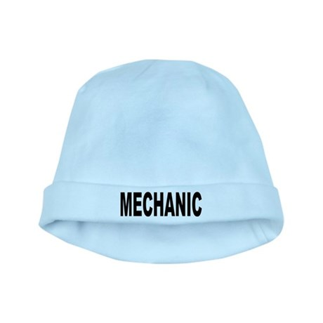 Mechanic baby hat