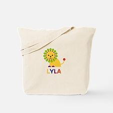 Lyla the Lion Tote Bag