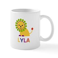 Lyla the Lion Mug