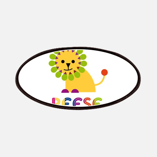 Reese the Lion Patches
