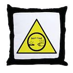 Corrosive Throw Pillow
