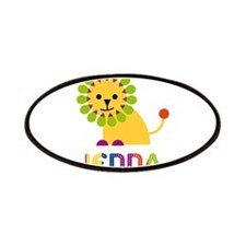 Jenna the Lion Patches
