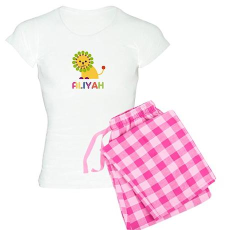 Aliyah the Lion Women's Light Pajamas