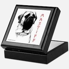 Mastiff 107 Keepsake Box