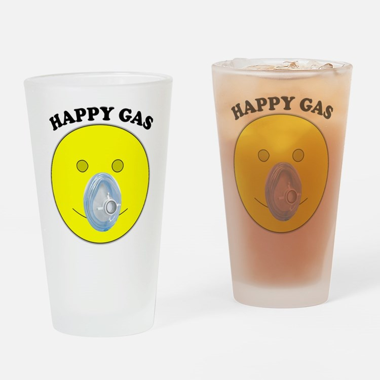 Cute Anesthesia Drinking Glass