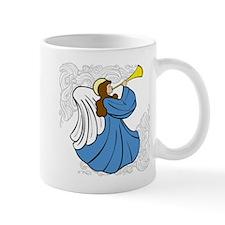Angel in Blue Mug