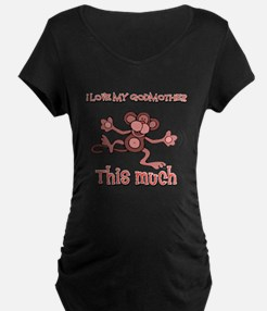 I love my God mother this muc T-Shirt