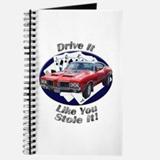 Olds 4-4-2 Journal