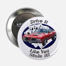 Olds 4-4-2 2.25 Inch Button (10 pack)