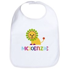 Mckenzie the Lion Bib
