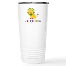 Valentina the Lion Travel Mug