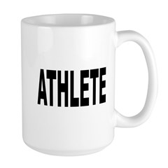 Athlete Large Mug
