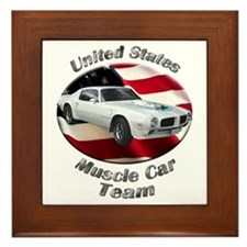 Pontiac Trans Am Super Duty Framed Tile