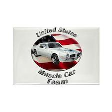 Pontiac Trans Am Super Duty Rectangle Magnet (10 p