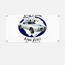 Pontiac Trans Am Super Duty Banner
