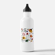 FLOWERS Water Bottle