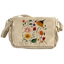 FLOWERS Messenger Bag