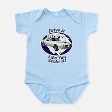 Pontiac Trans Am Super Duty Infant Bodysuit