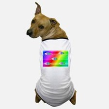 Funky Christian Fish Dog T-Shirt
