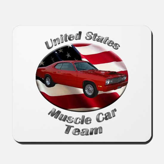 Plymouth Duster Mousepad