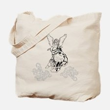 Classic Angel in Heaven Tote Bag