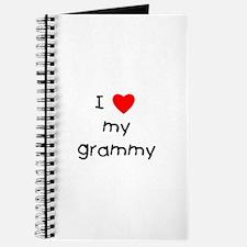 I love my grammy Journal