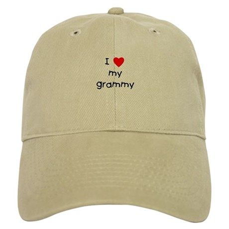 I love my grammy Cap