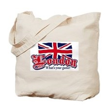 London AbsoBloodylutely Tote Bag
